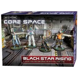 Core Space - Black Star Rising