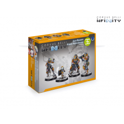 Infinity - Jujak Regiment, Korean Shock Infantry