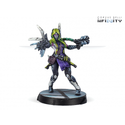Infinity - Parvati, Circle League Star (Submachine Gun)