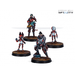 Infinity - Nomads Support Pack