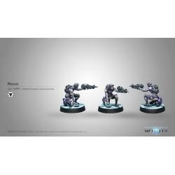 Figurine Infinity (Corvus Belli) - Nagas (Mines Monofilaments)