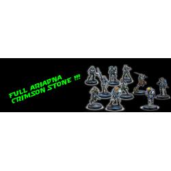 Infinity - Full Ariadna Army Pack Crimson Stone
