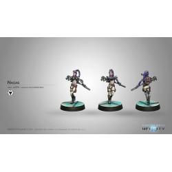 Figurine Infinity (Corvus Belli) - Nagas (Sniper)