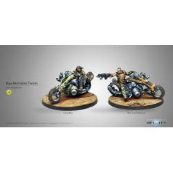 Infinity - Kum Motorized Troops