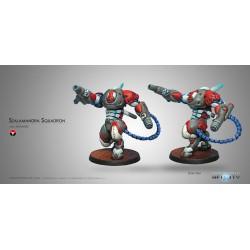 Infinity - Szalamandra Squadron (ancien)