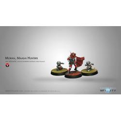Infinity - Moran Maasai Hunter (Fusil...
