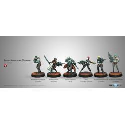 Infinity - Starter Pack Nomades - Bakunin Jurisdictional Force...