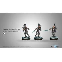 Infinity - Phoenix, Myrmidon Officier Vétéran...