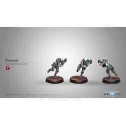 Infinity - Prowlers (Fusil Combi, ADHL)