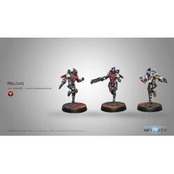 Infinity - Hellcats (Fusil d'abordage)