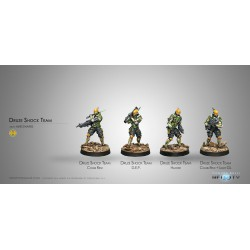 Infinity - Druze Shock Team (Pack de 4)