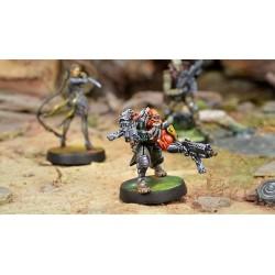 Figurine Infinity (Corvus Belli) - Krakot Renegades