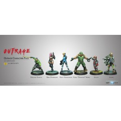 Infinity - Outrage Characters Pack
