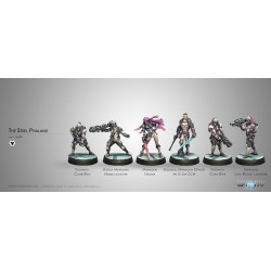 Infinity - Starter Pack Aleph - The Steel Phalanx