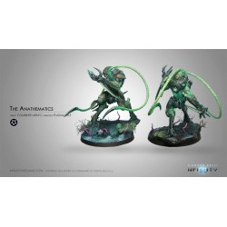 Figurine Infinity (Corvus Belli) - Anathematics (Fusil Plasma)