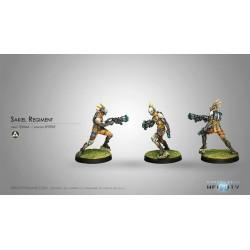 Infinity - Sakiel Regiment...