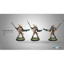 Infinity - Ectros Regiment (HMG)
