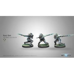 Infinity - Igao Unit (Arme CC DA)