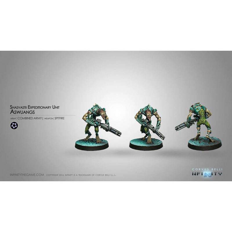 Figurine Infinity (Corvus Belli) - Aswuang (Spitfire)