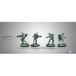 Infinity - Kaauri Sentinels (Sniper/SMG)