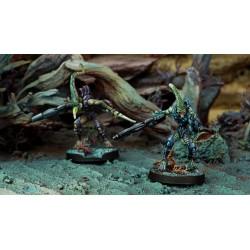 Figurine Infinity (Corvus Belli) - Cadmus (Fusil d'Abordage)