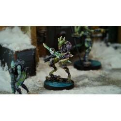 Figurine Infinity (Corvus Belli) - Caliban (Feuerbach), Sabotage and Destruction Unit