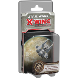 X-Wing - Chasseur Stellaire du Protectorat (VF)