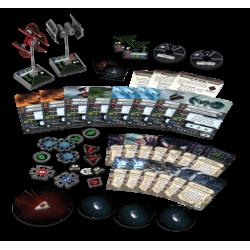 X-Wing - Vétérans Impériaux (VF)