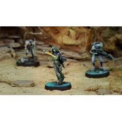 Figurine Infinity (Corvus Belli) - Corax Spec-Ops