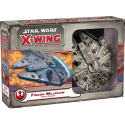 X-Wing - Faucon Millenium (VF)