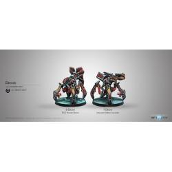 Figurine Infinity (Corvus Belli) - Drones (E,T)