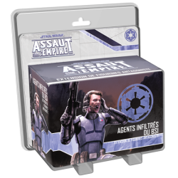 Star Wars Assaut sur l'Empire - Les Agents...