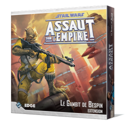 Star Wars Assaut sur l'Empire - Gambit de Bespin