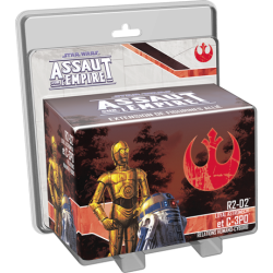 Star Wars Assaut sur l'Empire - R2D2 et C3PO