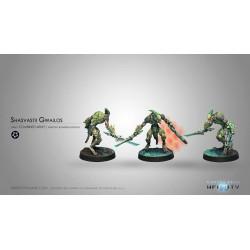 Figurine Infinity (Corvus Belli) - Gwailos (Fusil d'Abordage)