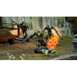 Figurine Infinity (Corvus Belli) - Gwailos (Spitfire)