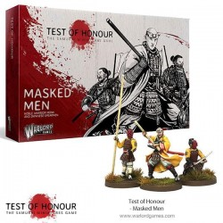 ToH – Masked Men