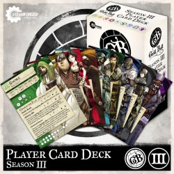 Guild Ball - Season 3 Player Card Deck