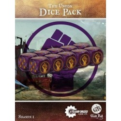 Guild Ball - Union Dice x10