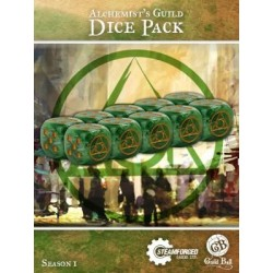 Guild Ball - Alchemist Dice...