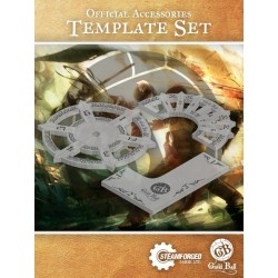 Guild Ball - Guild Ball Template Set