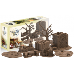 Guild Ball – Mason's & Brewer's Terrain Pack