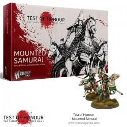 ToH – Mounted Samurai