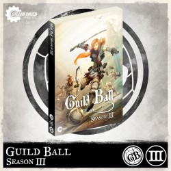 Guild Ball - Guild Ball Season 3 Rulebook...
