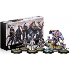 Guild Ball - Union : Shadow...