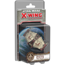 X-Wing - Bombardier Scurrg H-6 (VF)