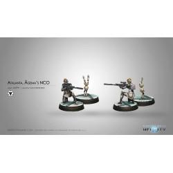 Infinity - Atalante et Spotbot, NCO Agema