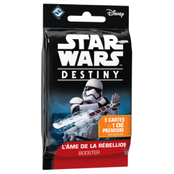 "Star Wars Destiny – Booster ""L'Ame de la Rébellion"""