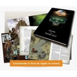 Eden - Livre Eden - Univers et Règles de survie...