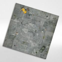 Eden - Tapis de jeu - Route